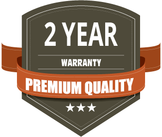 1 year warranty on all stabilizers